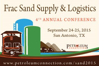Frac Sand Supply & Logistics Conference 2015