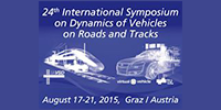 24th International Symposium on Dynamics of Vehicles on Roads and Tracks (IAVSD)