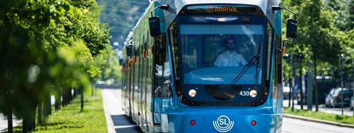 Arriva - Tram/Light Rail Vehicle