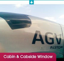 Barat Group - Cabin and Cabside Window