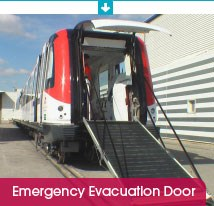 Barat Group - Emergency Evacuation Door