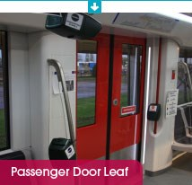 Barat Group - Passenger Door Leaf