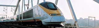 Belgian Railways (SNCB-NMBS) - Europe - Eurostar