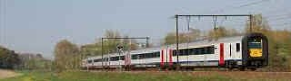 Belgian Railways (SNCB-NMBS) - Europe - Intercity