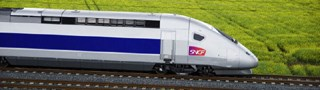 Belgian Railways (SNCB-NMBS) - Europe - TGV
