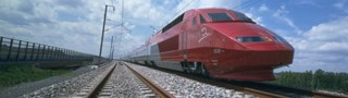 Belgian Railways (SNCB-NMBS) - Europe - Thalys
