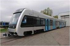 CNR - Rolling Stock - Mass Transit Vehicles