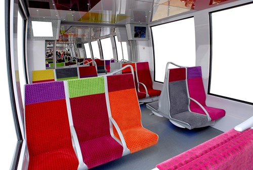 Compin - Interior Architect - Seats