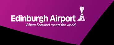 Edinburgh airport logo