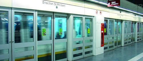 Gilgen Door Systems - Platform Screen Doors Full Height