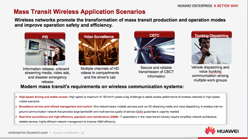 Huawei Solutions