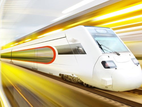 Huawei - Digital Train Solution