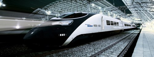 Hyundai Rotem - High Speed Trains