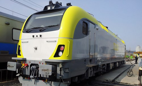 Hyundai Rotem - Locomotives