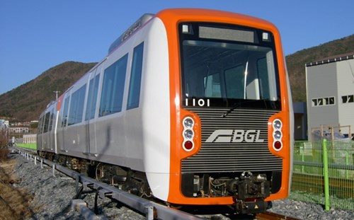 Hyundai Rotem - Light Rail Vehicles (LRV)