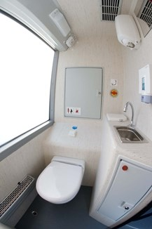 Jets - Bus toilet