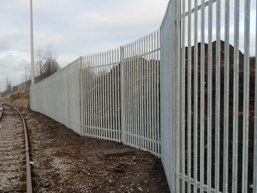 Level Crossing Installations - Railway Security Fencing and Gates