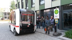 New BMVI project: Fields of application of autonomous and electric (mini) buses in public transport