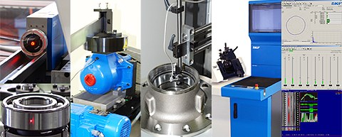 SKF - Test and Measuring Equipment