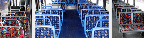 Sardo Bus and Coach Upholstery