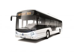 Škoda Electric presents its new electric bus