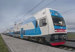 Electric Multiple Units Series 675 Ukraine