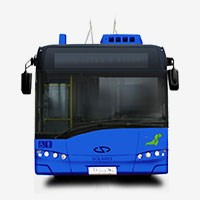 Solaris Bus & Coach - Trollino