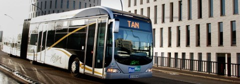 Curbing traffic congestion in the us the efficiency of a light rail transit