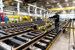 voestalpine know-how for railway infrastructure in North America