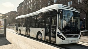 Breakthrough order of 50 Volvo Hybrid buses to Singapore