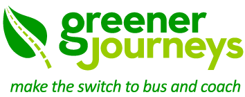 Greener Journeys' Logo