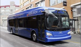 WMATA to add 12 more hybrid-electric buses from New Flyer