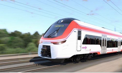 Alstom manufactures 152 high-capacity X'Trapolis trains for Renfe ES