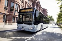 Three major orders covering 150 Mercedes-Benz buses for Poland