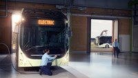 Volvo receives order for 17 electric buses from Oslo in Norway