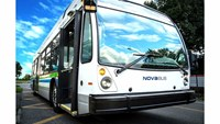 Volvo receives largest ever order for hybrid buses
