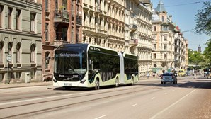 Volvo receives Sweden's largest ever order for electric buses