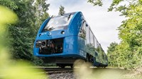 Alstom to test its hydrogen fuel cell train in the Netherlands