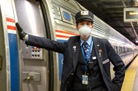 Amtrak requires face coverings as services increase