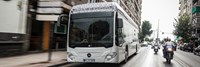 Hamburg order the fully electrically powered Mercedes-Benz Citaro