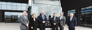 Big order in Poland: 50 Mercedes-Benz Citaro city buses for Wroclaw