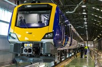 New CAF trains for Northern begin testing in the UK