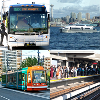 US DOT announces $300m funding allocation for three transit projects