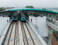 Alstom has won a new contract with Bangalore Metro