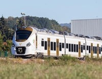Senegal strives to meet mobility needs with first Alstom train