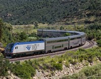 Amtrak has awarded Siemens a £670 million contract