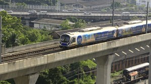Thailand selects contractors to build 220km/h line between airports