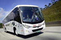 Daimler Buses launches bus chassis for chartered transport in Brazil