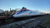 ETR470 Pendolino on its way to Greece