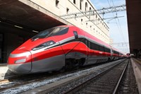 The contract includes delivery of 14 Frecciarossa 1000 very high-speed trains and maintenance services